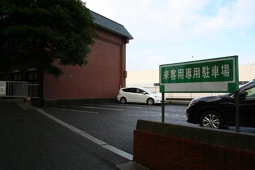 H26 NEW校舎周辺など駐車場