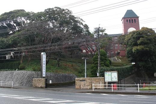 H26 NEW校舎周辺など正門